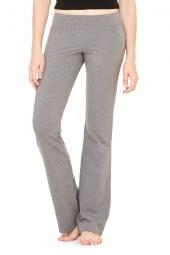 Ladies' Cotton/Spandex Fitness Pant