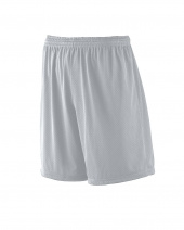"""Youth Tricot Mesh/Tricot-Lined 7"""" Short"""