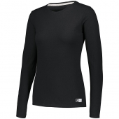 Ladies Essential Long Sleeve Tee