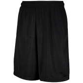 Mesh Shorts With Pockets