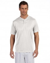 Adult Wicking Two-Button Jersey