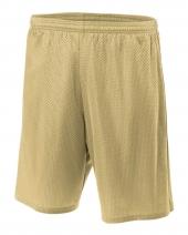 Adult 9inch Inseam Utility Mesh Shorts