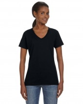 Ladies' Lightweight V-Neck T-Shirt