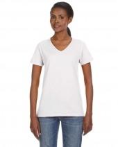 Ladies' Lightweight V-Neck T-Shirt