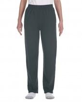 Youth 8 oz. 50/50 NuBlend® Open-Bottom Fleece Sweatpants