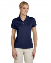Ladies' climalite Short-Sleeve Piqué Polo
