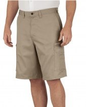 "8.5 oz. 11"" Industrial Cotton Cargo Short"