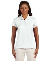 Ladies' ClimaCool Diagonal Textured Polo