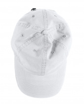 Direct-Dyed Twill Cap
