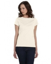 Ladies' Organic Jersey Short-Sleeve T-Shirt