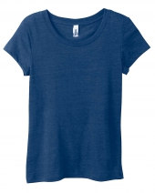 Ladies' Triblend Short-Sleeve T-Shirt