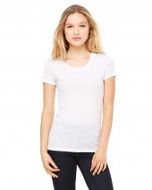 Ladies' Triblend Short-Sleeve T-Shirt
