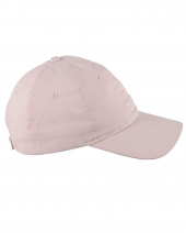 Cotton 6-Panel Twill Unstructured Cap