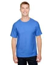 Adult  Topflight Heather Performance T-Shirt