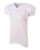 Adult Nickleback Tricot Body w/ Double Dazzle Cowl And Skill Sleeve Football Jersey
