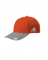 Collegiate Heather Front-Hit Cap