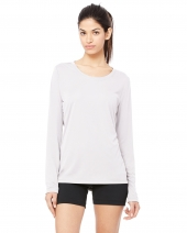 Ladies' Performance Long-Sleeve T-Shirt