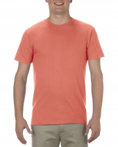 Adult 4.3 oz., Ringspun Cotton T-Shirt