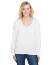 Ladies' Freedom Long-Sleeve T-Shirt