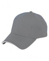 6-Panel Soft Mesh Cap