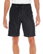 Men's Solid Board Short