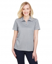 CrownLux Performance™ Ladies' Address Melange Polo