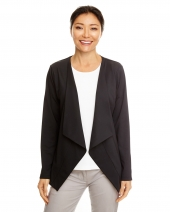 Ladies' Perfect Fit™ Draped Open Blazer