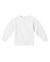 Youth 10 oz. Garment-Dyed Crew Sweatshirt