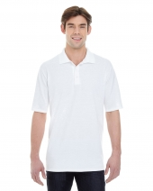 Men's 6.5 oz. X-Temp® Piqué Short-Sleeve Polo with Fresh IQ