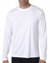 Adult Cool DRI® with FreshIQ Long-Sleeve Performance T-Shirt