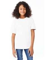 Youth 4.5 oz., 100% Ringspun Cotton nano-T® T-Shirt