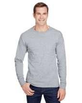 Adult Workwear Long-Sleeve Pocket T-Shirt