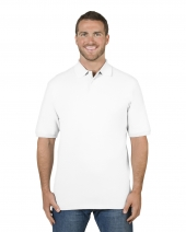Adult 6.5 oz. Premium 100% Ringspun Cotton Piqué Polo