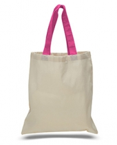 OAD Contrasting Handles Tote