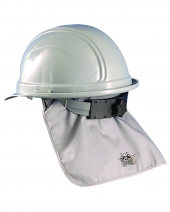 Unisex Miracool® Flame Resistant Hard Hat Pad with Shade HRC1
