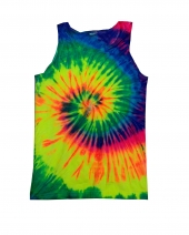 Adult 5.4 oz. 100% Cotton Tank Top