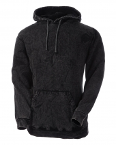 Adult Mineral Tie-Dyed Pullover Hoodie