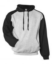 Athletic Fleece Sport Hooded Sweatshirt