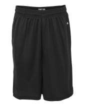 """B-Core 10"""" Shorts with Pockets"""