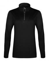 B-Core Girls' 1/4 Zip