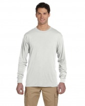 Adult 5.3 oz. DRI-POWER® SPORT Long-Sleeve T-Shirt