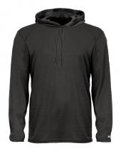 B-Core Long Sleeve Hooded T-Shirt