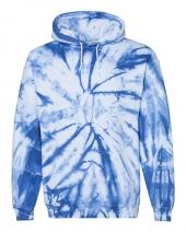 Blended Hooded Sweatshirt