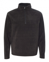 Classic Sport Fleece Quarter-Zip Pullover