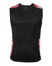 Digital Camo Battle Sleeveless T-Shirt