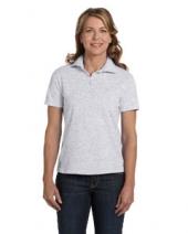 Ladies' 7 oz. ComfortSoft Cotton Piqué Polo