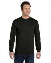 Men's 5.5 oz. 100% Organic Cotton Classic Long-Sleeve T-Shirt