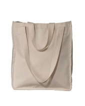 Organic Cotton Canvas Market Tote