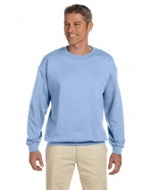 Adult 9.7 oz. Ultimate Cotton 90/10 Fleece Crew