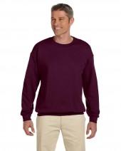 Adult 9.7 oz. Ultimate Cotton 90/10 Fleece Crew